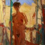 TRESS, David (1955-) - In the Window
