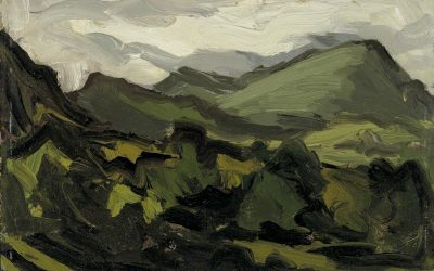 Rian Evans – Kyffin Williams in his Centenary Year – 19th May 2018