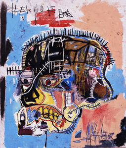 Dr Irene Cioffi Whitfield -Jean-Michel Basquiat-19th February 2019